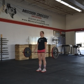 Hand Power Clean Start