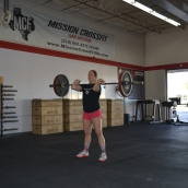 Hang Power Clean Finish